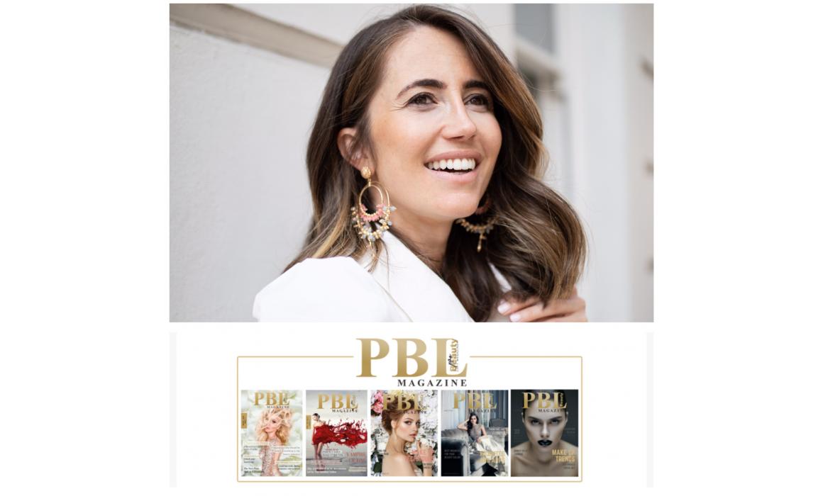 PBL Magazine Dr NIna