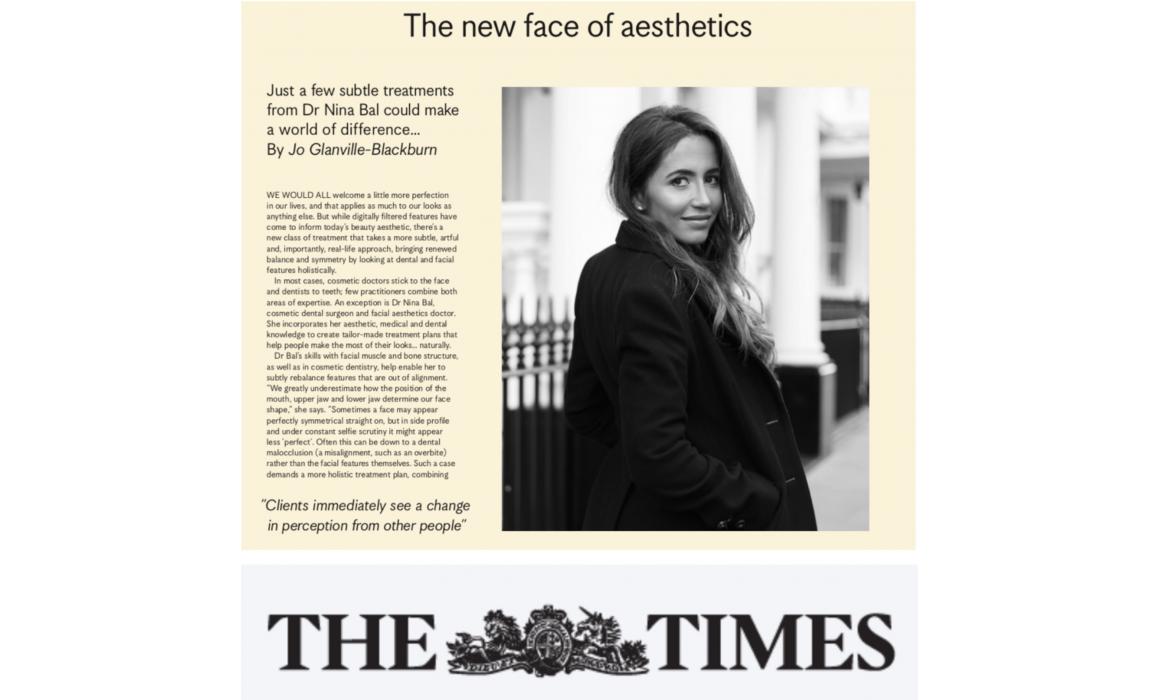 The times luxx Dr Nina