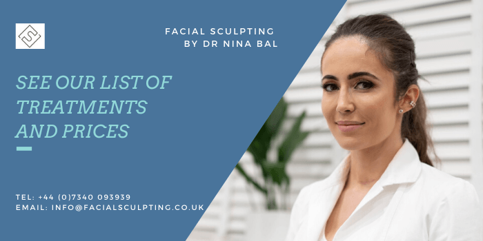 Non-surgical cosmetic procedures prices London