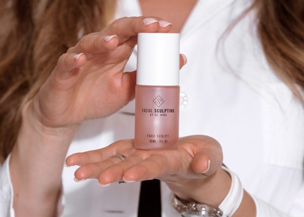 face sculpt serum anti ageing products